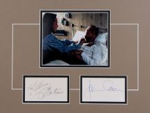 Misery Autograph Signed Display - Bates & Caan